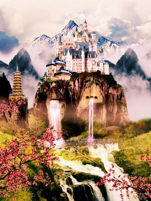 Un Castillo en las Montañas