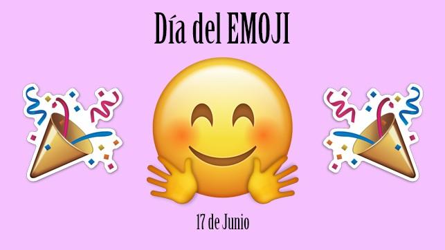 Feliz Día del Emoji