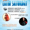 "Poster ""Sol Latin Saturday"""